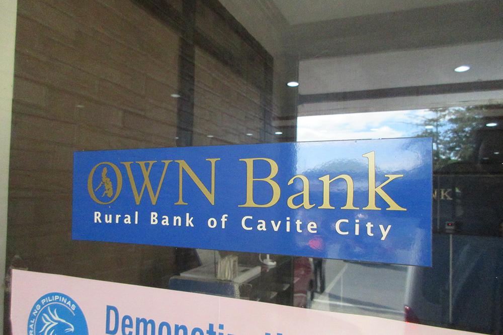 オウン銀行